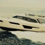 Новое моторное судно Ferretti Yachts 500