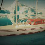 Парусное судно Pelagic-77 от верфи KM Yachtbuilders